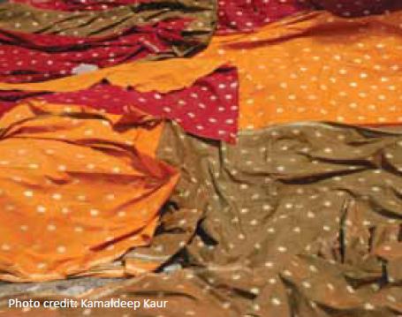 fabric-dried