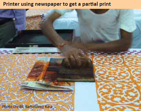 prinitng-using-newspaper